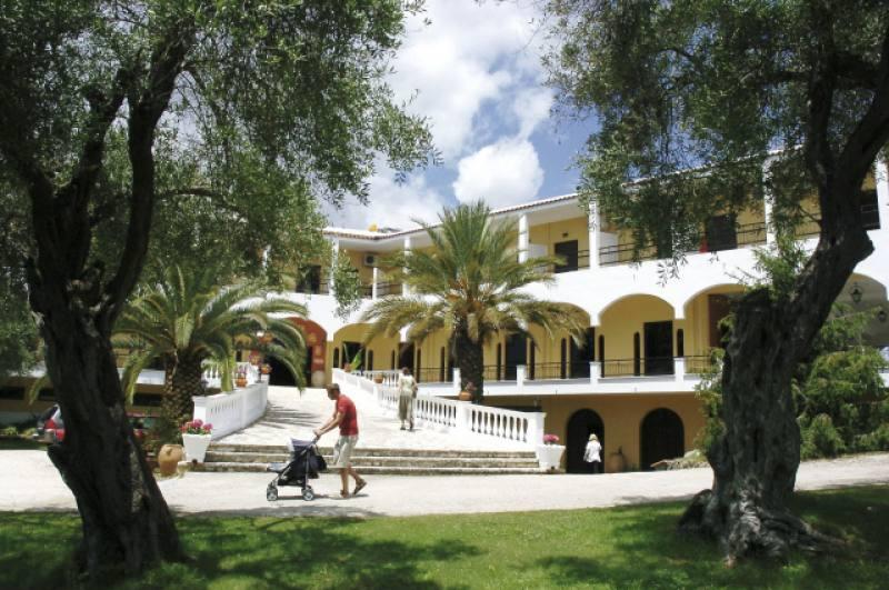 Hotel Paradise - Gouvia - Corfu